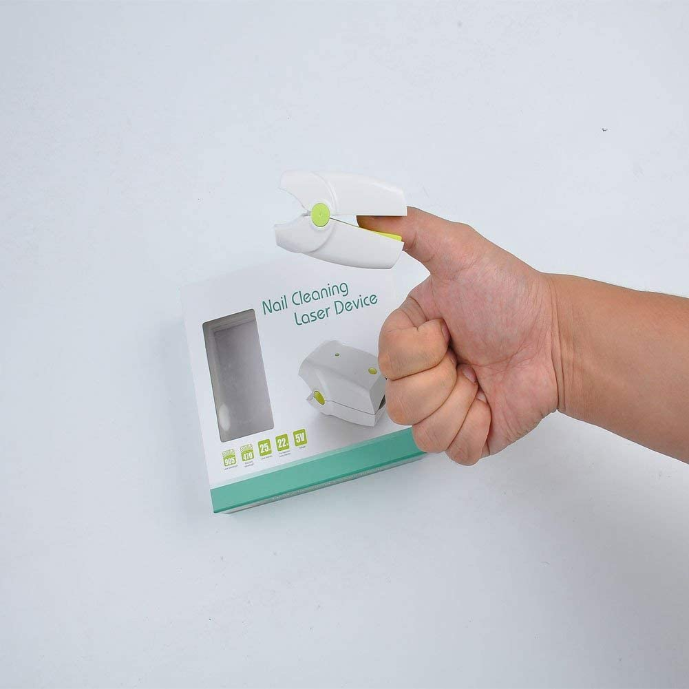 HNC Fungus Treatment Laser Device Revolutionary Home Use Nail-fungus Remover + Free Gift: Health & Personal Care