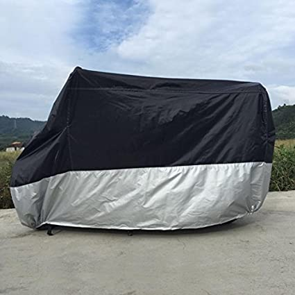 Gift-4Car - Motorcycle Moped Scooter Full Cover Breathable Outdoor Dust Rain UV Protector Waterproof Cover