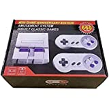 Mini Classic Game Consoles Mini Retro Game Consoles Built-in 660 Games Video Games Handheld Game Player (AV Out Cable 8…