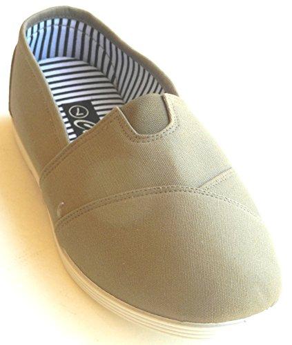Scarpe Da Ginnastica Basse Multi Colore Delle Donne Sneakers Di Tela Su Scarpe Da Spiaggia Piatte Moda Estiva Khai