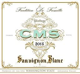 2016 CMS White Columbia Valley Sauvignon Blanc 750 ml Wine