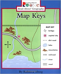 Amazon.com: Map Keys (Rookie Read About Geography) (9780516277738