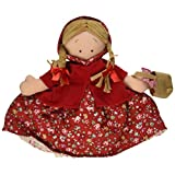 North American Bear Topsy Turvy Doll Little Red Ridinghood