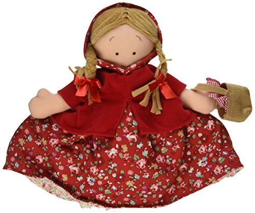 [Topsy Turvy Doll - Little Red Riding Hood, Grandmother, And Wolf] (Big Bad Wolf Outfit)