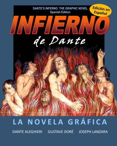 Infierno de Dante: La Novela Grafica  [Joseph Lanzara] (Tapa Blanda)