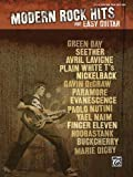 Modern Rock Hits for Easy Guitar, Hal Leonard Corp., 0739053590