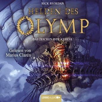 various styles sleek huge discount Das Zeichen der Athene: Helden des Olymp 3 (Hörbuch-Download ...