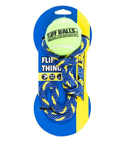 Petsport Fling Thing Tennis Ball With Rope ()