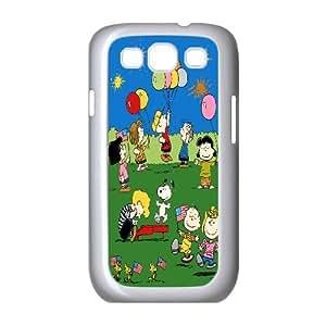 [AinsleyRomo Phone Case] For Samsung Galaxy S3 -Cute Dog Snoopy-Style 2