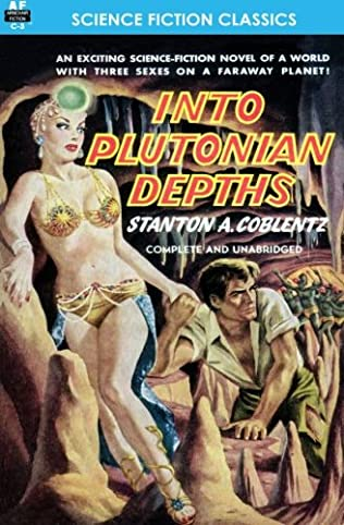 book cover of Into Plutonian Depths