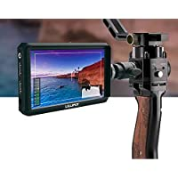 LILLIPUT 5 A5 1920x1080 IPS Camera Field Monitor 4K HDMI Input output Video For DSLR Mirrorless Camera DJI Ronin OSMO Handheld SONY A7S II A6500 Panasonic GH5 Canon 5D Mark IV 4K Camera Camcorder