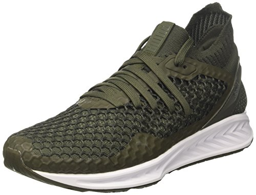 castor forest Marron Homme Chaussures Ignite Netfit Night Multisport Puma Gray Outdoor n7w0zYqna