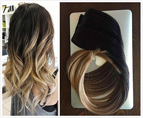 Loose Curls Extensions Natural blonde