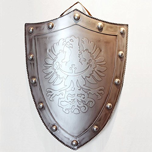 Go On 123 Retro Bar Ornaments Shield by Go On 123