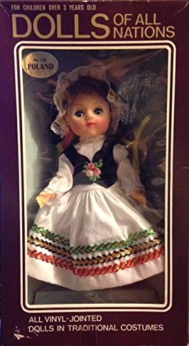 (Dolls of All Nations No. 138 Poland)