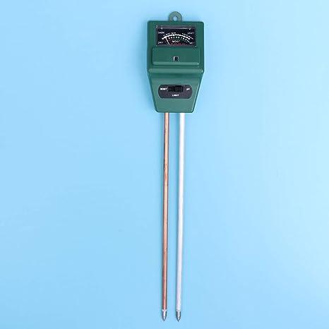Airsoft Safety Mask - 3 In 1 Plant Soil Ph Tester Analog Meter Hygrometer Moisture Photometry Value Detector Houseplants - Safes Storage Snake Tool ...