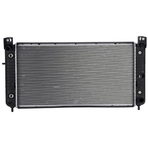 06 chevy silverado 1500 radiator - 2