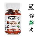 Herbaland - Vitamin C Gummies Supplement for Kids