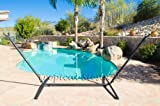 Breezy Point Adjustable Mayan Mexican Hammock Stand