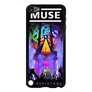 Wonderful Fantasy Concert Music Rock Band Muse Phone Case Cover for Ipod Touch 5th Generation Muse Suerior Design Shell Case