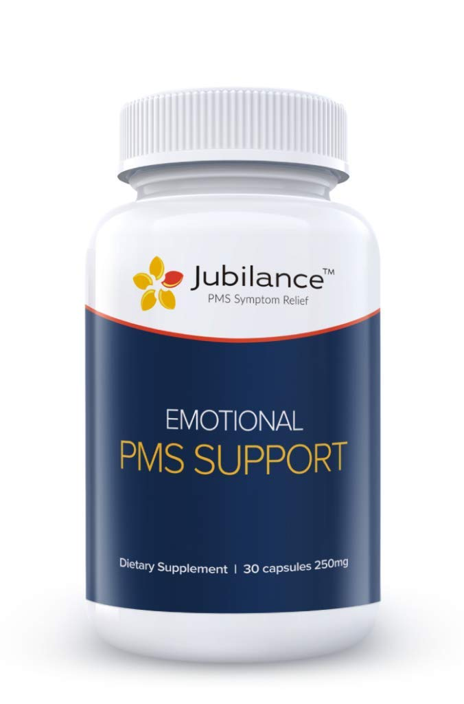 Jubilance - Clinically Proven Emotional PMS Relief - Contains Patented Oxaloacetate by Jubilance