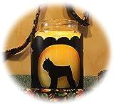 PupLife Bouvier Des Flanders Dog Breed Jar Candle Holder