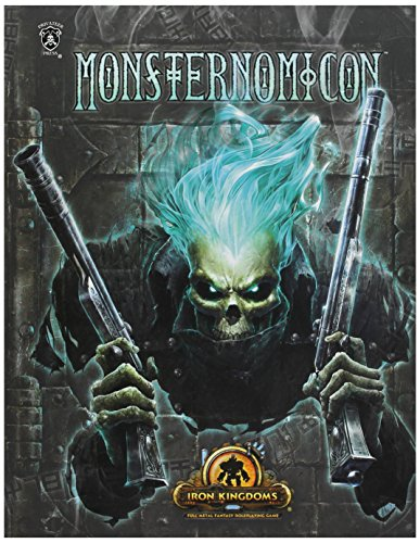 Privateer Press Iron Kingdom RPG: Monsternomicon Model Kit