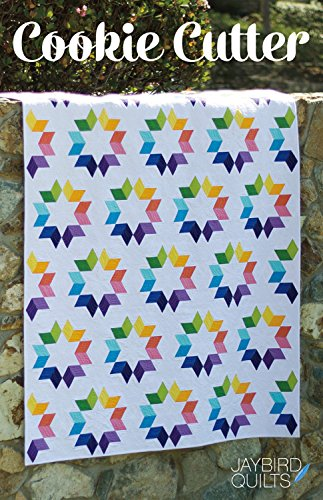 Jaybird Quilts Cookie Cutter Quilt Pattern (JBQ170)