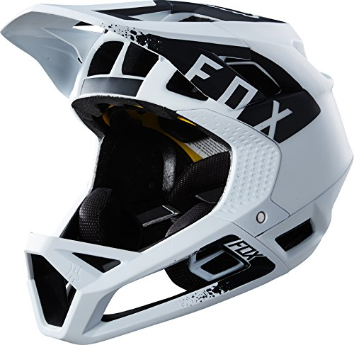 Fox Racing Proframe Helmet Mink White, M