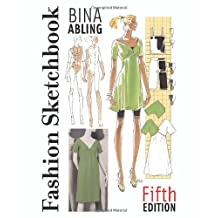 Fashion Sketchbook, 5th edition
