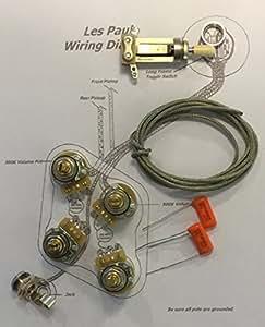 deluxe standard long shaft wiring kit for. Black Bedroom Furniture Sets. Home Design Ideas