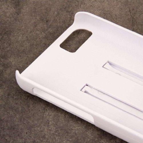 Empire Mpero Collection - 3 in 1-Tough Kickstand Schutzhülle für Apple iPhone 5C, Weiß