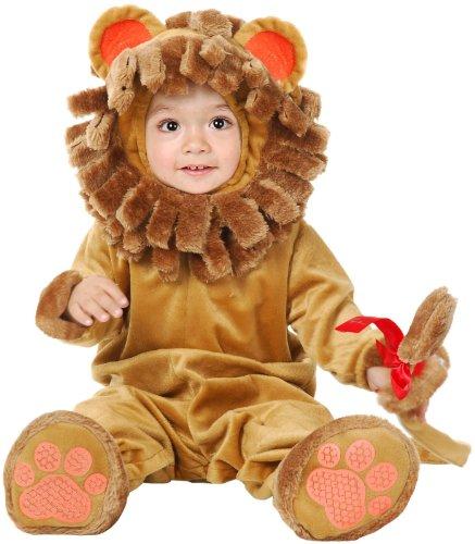 Charades Little Lion Toddler Costume, Toddler ()