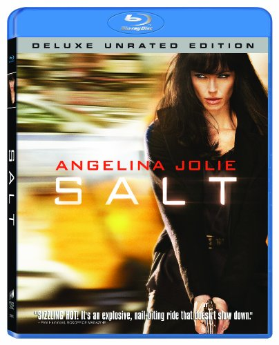 Salt (Deluxe Unrated Edition) [Blu-ray] (Bilingual)