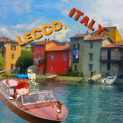 Price comparison product image Lecco,  Italy