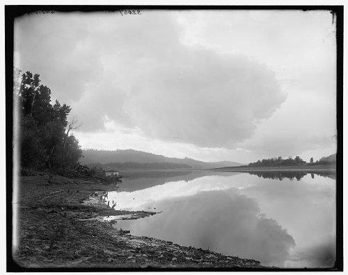 Photo: Columbia River, Cape Horn, Vancouver, Washington, WA, Detroit Publishing Company, 1895 . Size (Home Vancouver Wa Goods)