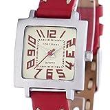 Tokyobay Tramette watch, red