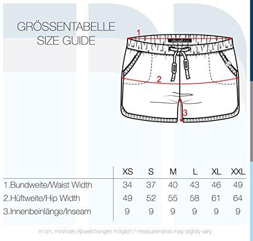 Zinfandel Kira Donna BLEND 73006 Bermuda SHE Shorts Pile Da In nbsp;Fodera Pantaloncini f5vv7Bqx