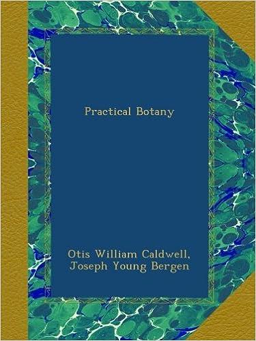 Practical Botany Book Pdf