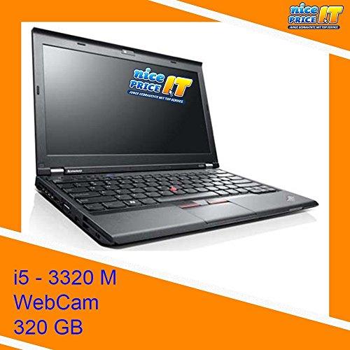 Lenovo Thinkpad X230 (Zertifiziert und Generalüberholt)
