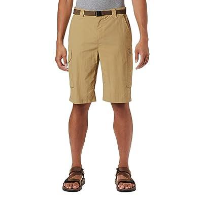 Columbia Men's Silver Ridge Cargo Short, Breathable, UPF 50 Sun Protection, Crouton, 38x10: Clothing