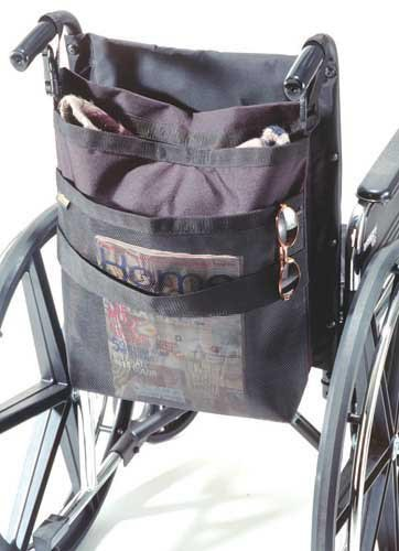 SPECIAL PACK OF 3-Wheelchair Backpack CarryOn