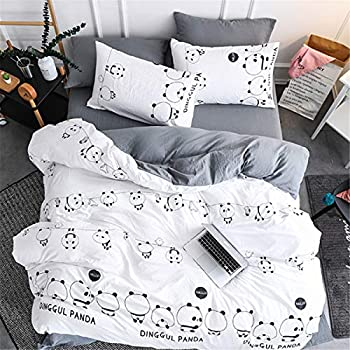 Watercolor star planets music notes maple bedding duvet Cover set+pillow case