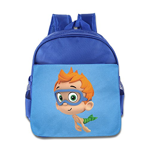 Bubble Guppies Comfortable Unisex Kid School Backpacks]()