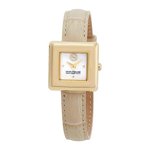 Reloj para Mujer con Esfera de nácar de San Honor Gala 7170013YIT: Amazon.es: Relojes