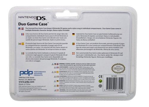 Pdp Duo Game Case - Princess Peach (nintendo Ds)