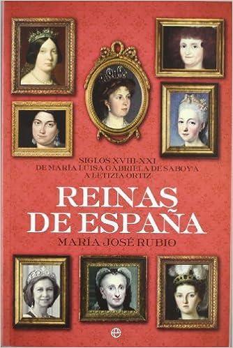 Rerinas de España : siglos XVIII-XXI de María Luisa Gabriela de ...