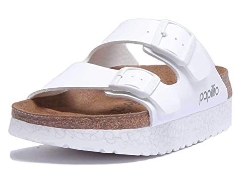 ec5ca75a66 Papillio Arizona Sandals in White (EU 37