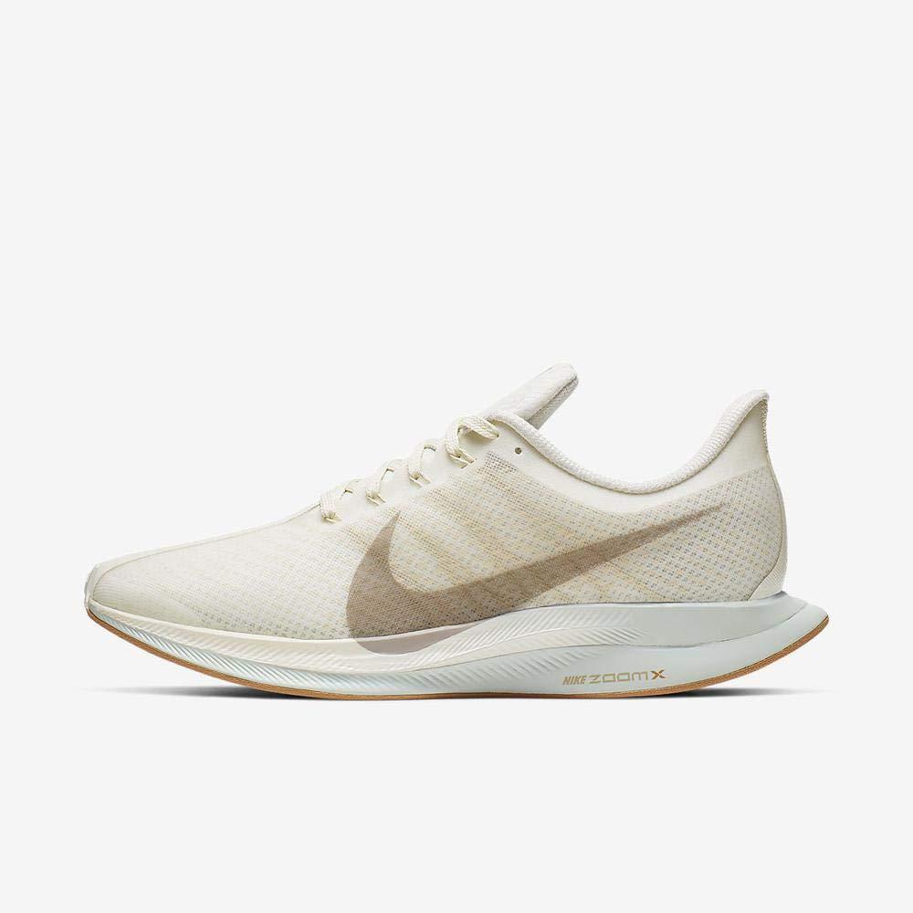 MultiCouleure (Sail Moon Particle lumière Cream 000) 44.5 EU Nike W Zoom Pegasus 35 Turbo, Chaussures d'Athlétisme Femme