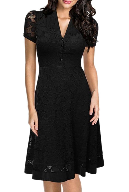 V-Schnitt Damen Formal Kleider | Kleid & Kleidung